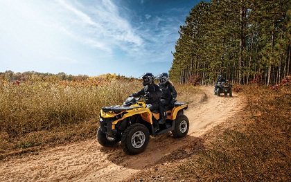 Top Central Oregon ATV Rentals, 2019 Outlander Max ATVs
