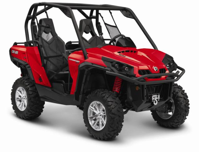 Can Am Commander 1000 >> CORE Club OHV ATV and UTV Fleet